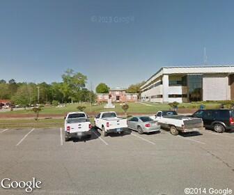 DMV location: Washington County Tag & Title, Chatom, Alabama